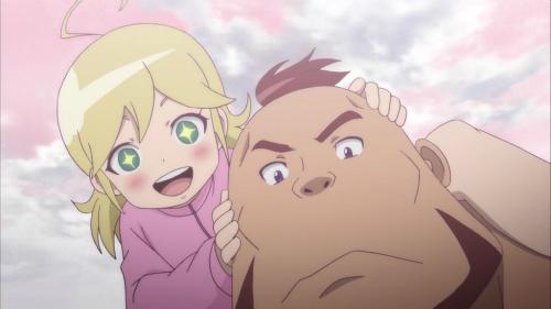 『夜ノヤッターマン』第4話感想 露天風呂!?やったー!…あ(ネタバレあり)2