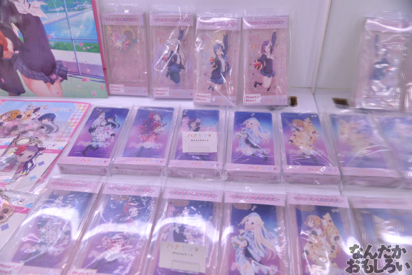TVアニメ「ハナヤマタ」展が秋葉原で開催!原画、設定資料、台本、コラボ商品など数多く展示!_8512