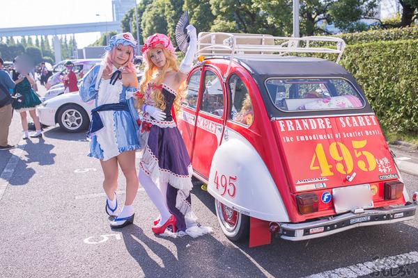 『第二回博麗神社秋季例大祭』コスプレフォトレポート_2961