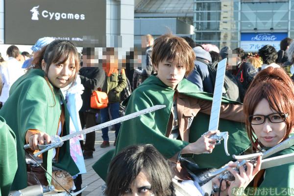 艦これ多め!『コミケ85』2日目のコスプレイヤーさんフォトレポート_0173