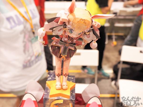 香港同人イベント『Creative Paradise 03』話題沸騰の超クオリティの「白猫プロジェクト」ペーパークラフトがヤバイ!_0212