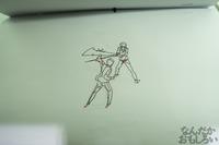 『Fate/stay night[UBW]』展示会の写真画像フォトレポート_02059