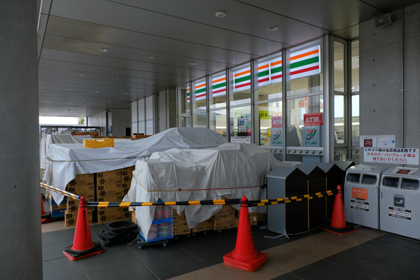コミケ94、3日前の東京ビッグサイト周辺レポート-131