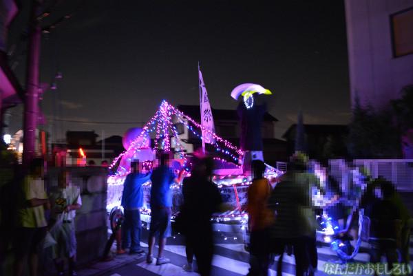 『鷲宮 土師祭2013』らき☆すた神輿_0808
