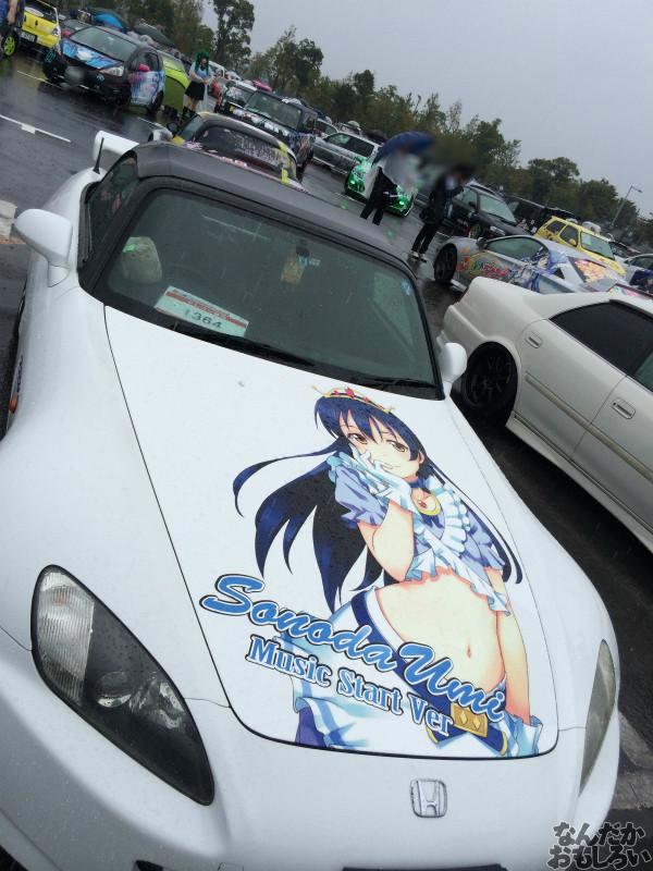 第10回痛Gふぇすたinお台場 痛車 ラブライブ! 画像_3042