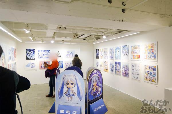 東京で雪ミクに出会える「SNOW MIKU東京展」初開催!_00785