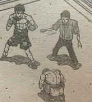 『はじめの一歩』1139話感想(ネタバレあり)1