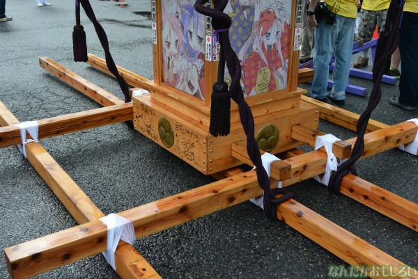 『鷲宮 土師祭2013』ゲリラ雷雨の様子_0691