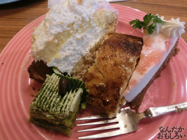 _映画「たまこラブストーリー」デラちゃんのケーキも!スイーツ食べ放題のお店「スイーツパラダイス」でスイーツ食べまくってきた!5083