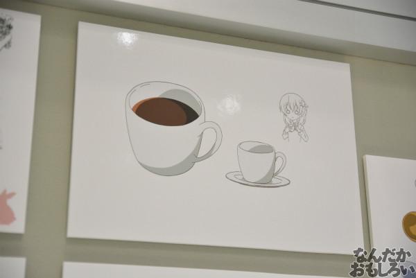 秋葉原で開催『TVアニメごちうさ展』フォトレポート_0247
