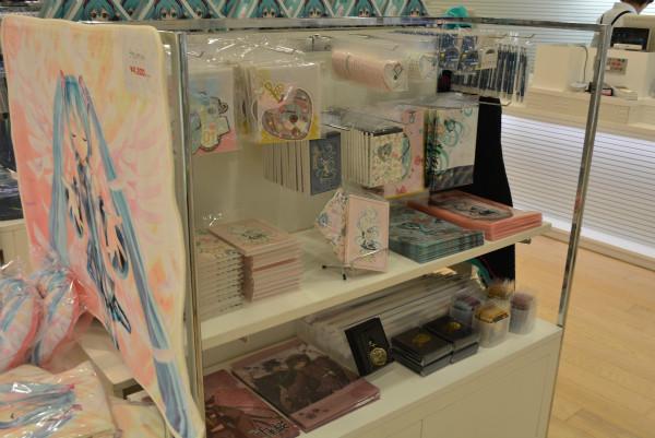 羽田空港にオープンした「初音ミク ウイングショップ」フォトレポート_0438