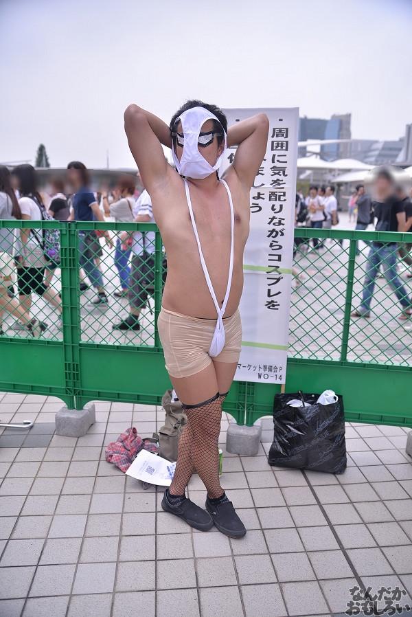 夏コミ コミケ86 3日目 コスプレ画像_3157