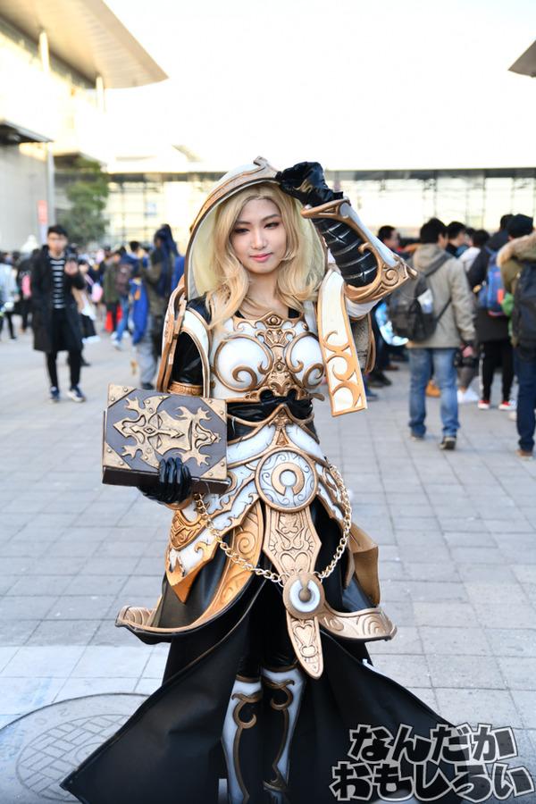 『上海ComiCup21』1日目のコスプレレポート 「FGO」「アズレン」「宝石の国」が目立つイベントに_2083