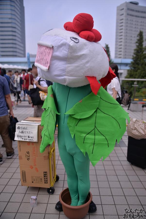 夏コミ コミケ86 3日目 コスプレ画像_3169