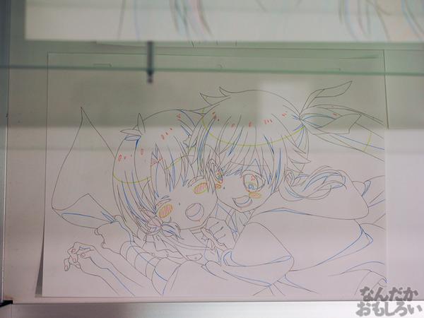TVアニメ『がっこうぐらし!』展が秋葉原で開催 笑顔・絶望顔など貴重な生原画、缶詰、サイン入りシャベルなどたくさん展示!0072