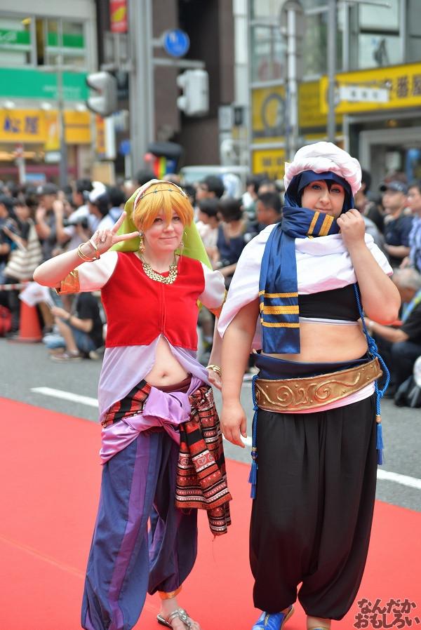 26カ国参加!『世界コスプレサミット2014』各国代表のレイヤーさんが名古屋市内をパレード_0358