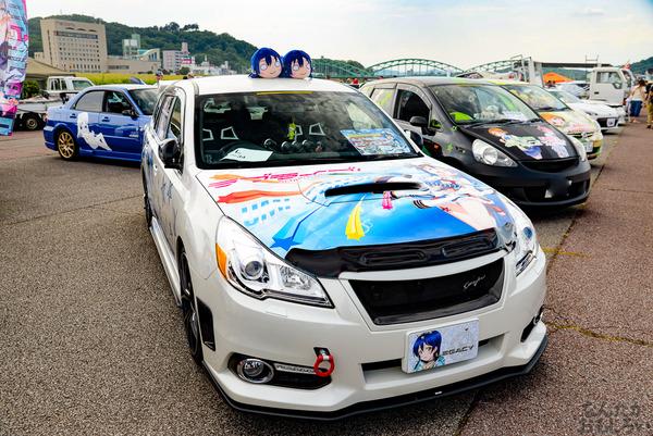 『第11回足利ひめたま痛車祭』今回も「ラブライブ!」痛車たくさん参加!その痛車たちをどどんとお届け_7301