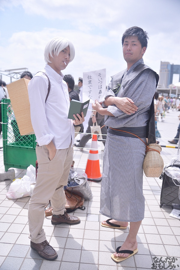 夏コミ コミケ86 2日目 コスプレ画像_2321
