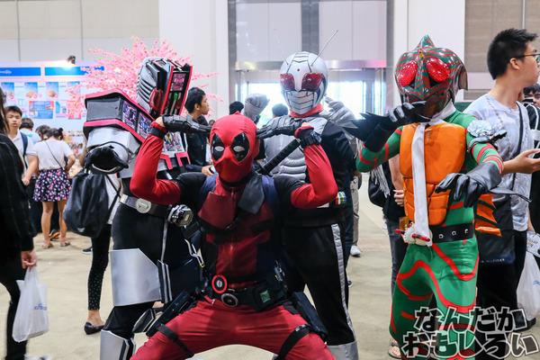 タイのコスプレイヤーが集結!タイイベント『Thailand Comic Con(TCC)』コスプレレポート8753
