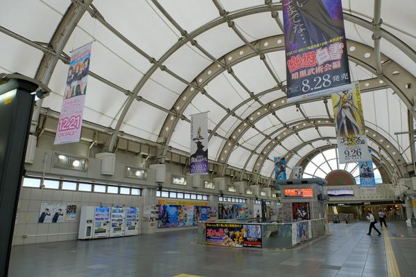 コミケ94、3日前の東京ビッグサイト周辺レポート-68