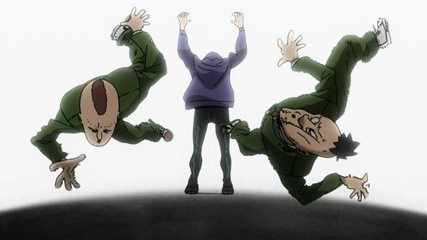 アニメ『モブサイコ100』第8話感想(ネタバレあり)2
