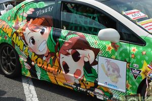 『第8回痛Gふぇすた』アイドルマスターの痛車フォトレポート_0814