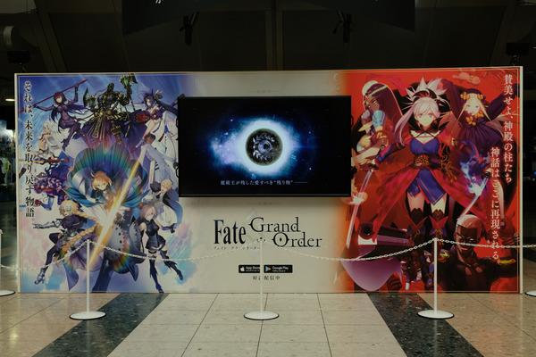 『FGO』AnimeJapan2018の大規模ブース展開をレポートでお届け-12