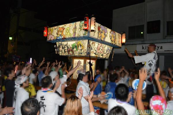 『鷲宮 土師祭2013』らき☆すた神輿_0869