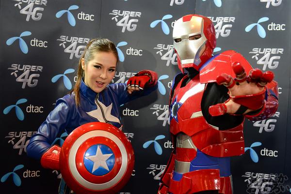 タイ・バンコク最大級イベント『Thailand Comic Con(TCC)』コスプレフォトレポート!タイで人気のコスプレは…!?_3490