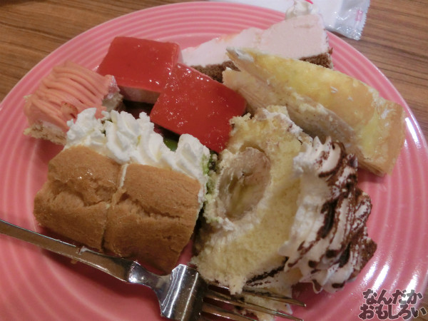 _映画「たまこラブストーリー」デラちゃんのケーキも!スイーツ食べ放題のお店「スイーツパラダイス」でスイーツ食べまくってきた!5080