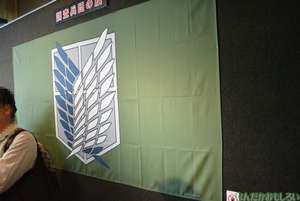 『進撃の巨人』「調査兵団資料館」フォトレポート!_0530