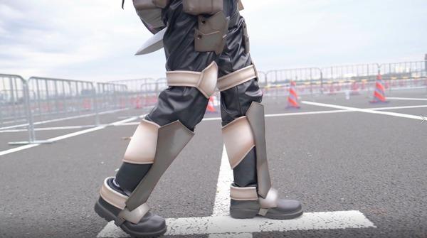 アニメジャパンコスプレ動画1