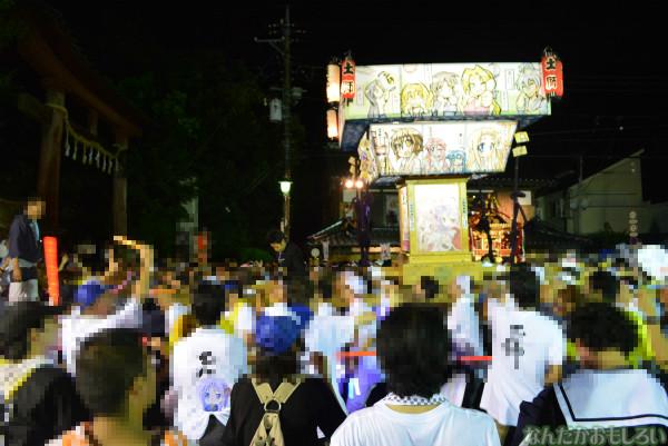 『鷲宮 土師祭2013』らき☆すた神輿_0894