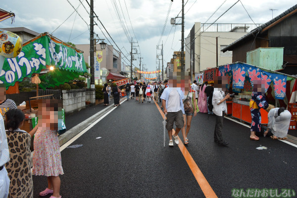 『鷲宮 土師祭2013』ゲリラ雷雨の様子_0687