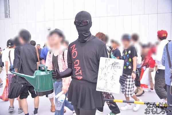 夏コミ コミケ86 3日目 艦これ&ラブライブ! コスプレ画像_3314