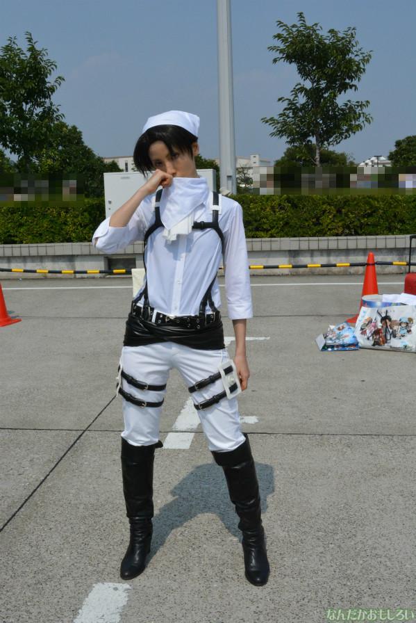 『コミケ84』進撃の巨人、ソードアート・オンライン、女性のコスプレイヤーさんまとめ_0066