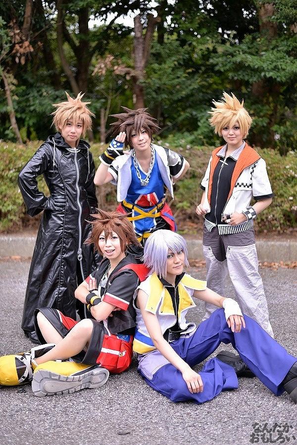 東京ゲームショウ2014 TGS コスプレ 写真画像_5203
