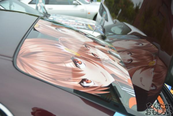 『第7回館林痛車ミーティング』比較的新しいアニメ作品の痛車・痛単車フォトレポート 画像_0436