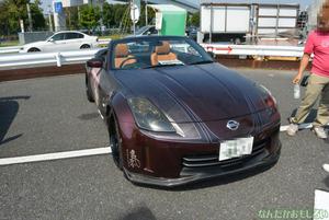 『第8回痛Gふぇすた』アニメの痛車フォトレポート0049