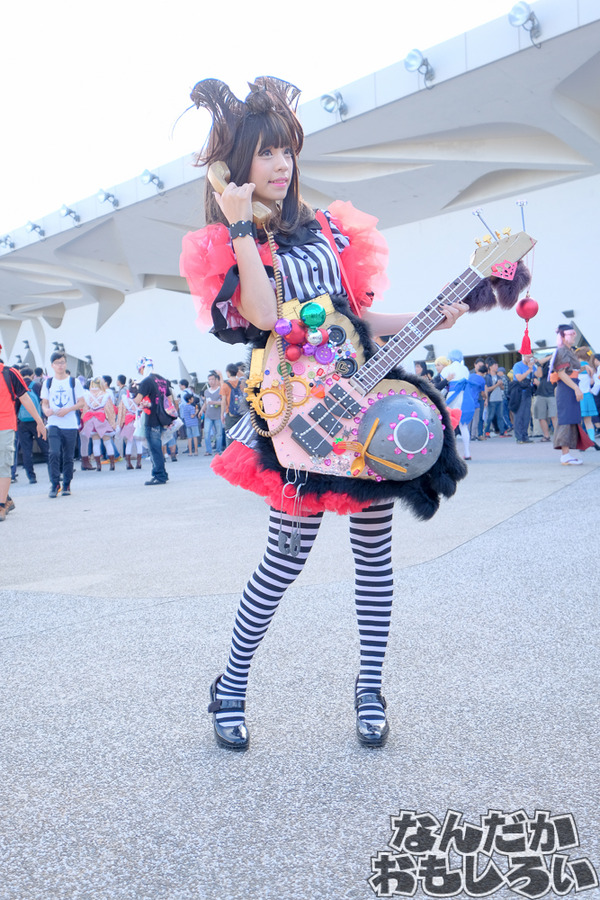 『Petit Fancy25(台湾PF)』2日目のコスプレレポート!5350