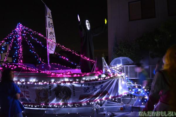 『鷲宮 土師祭2013』らき☆すた神輿_0817