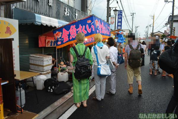 『鷲宮 土師祭2013』ゲリラ雷雨の様子_0686