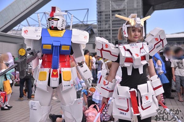 夏コミ コミケ86 3日目 コスプレ画像_3703