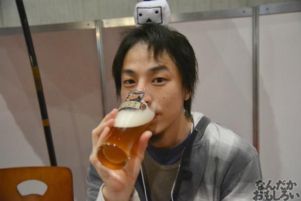 西村博之氏降臨!『ニコニコ超会議3』「超ZUNビール」ブースを紹介_0114