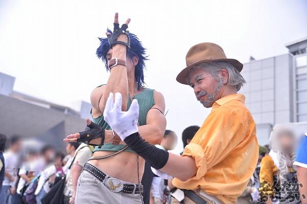 夏コミ コミケ86 3日目 コスプレ画像_3652