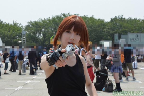 『コミケ84』進撃の巨人、ソードアート・オンライン、女性のコスプレイヤーさんまとめ_0983