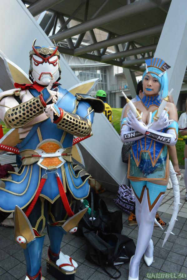 『コミケ84』進撃の巨人、ソードアート・オンライン、女性のコスプレイヤーさんまとめ_0081