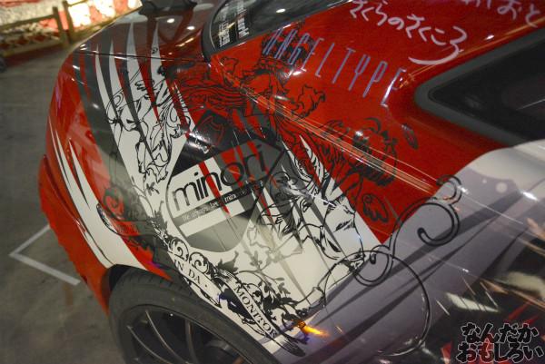 ラブライブ!公式痛車も展示!『ニコニコ超会議3』痛車、痛単車、痛チャリ、コスプレイヤーさんフォトレポート(80枚)_0027
