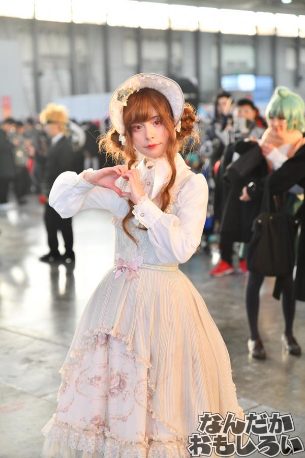 『上海ComiCup21』1日目のコスプレレポート 「FGO」「アズレン」「宝石の国」が目立つイベントに_2203