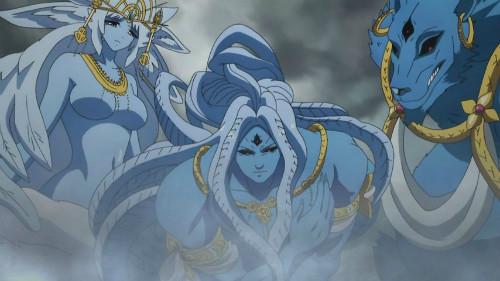 『マギ The Kingdom of magic』第23話「魔装戦士たち」感想など1